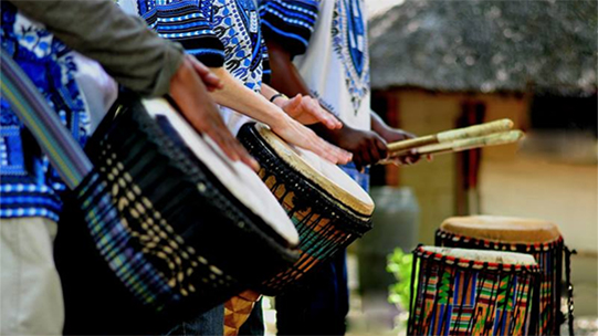 Drumming Picnic
