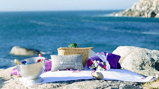 Favourite Things Romantic Picnic