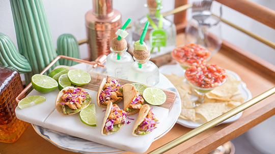 Taco Mexican Picnic