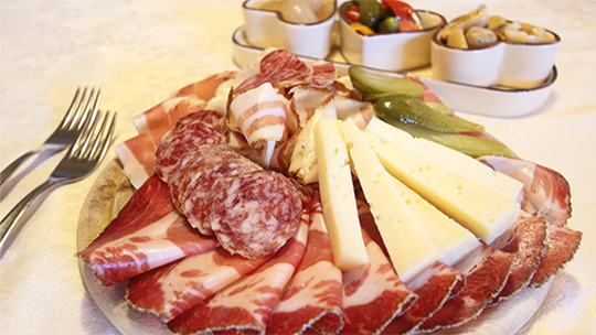 Charcuterie Chef Platter