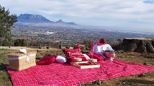 Durbanville Romantic Picnic