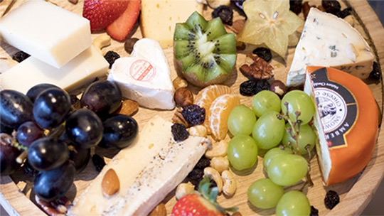 Winelands Cheese Platter
