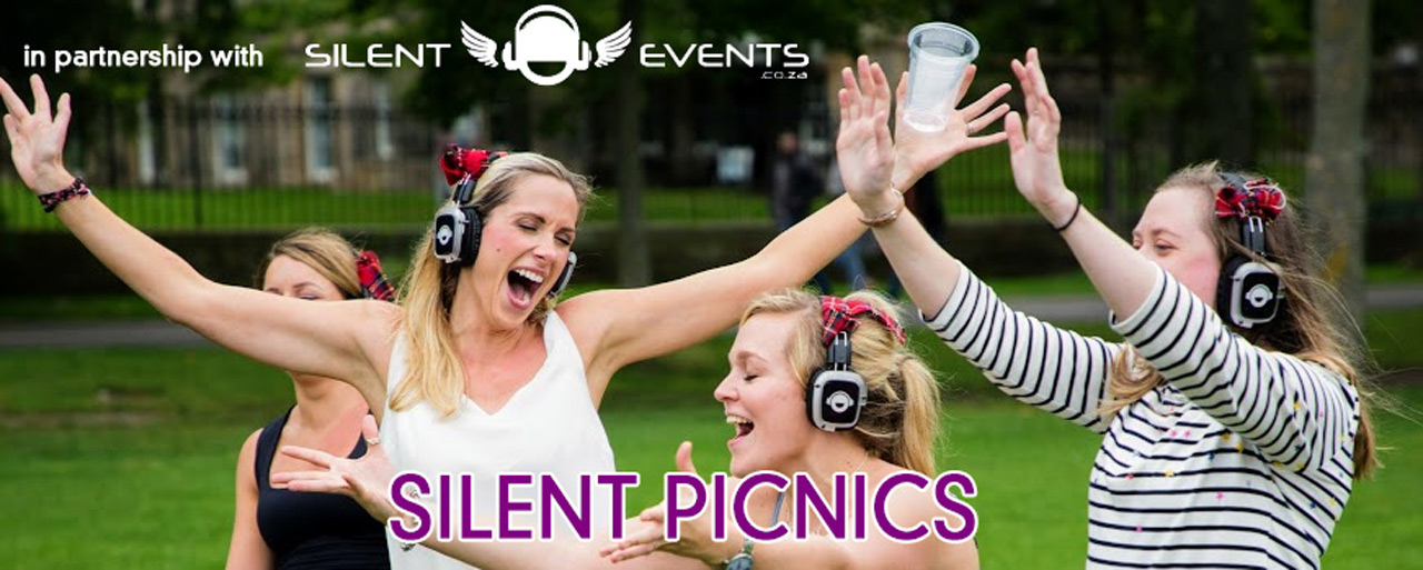 Silent Picnic Team Building